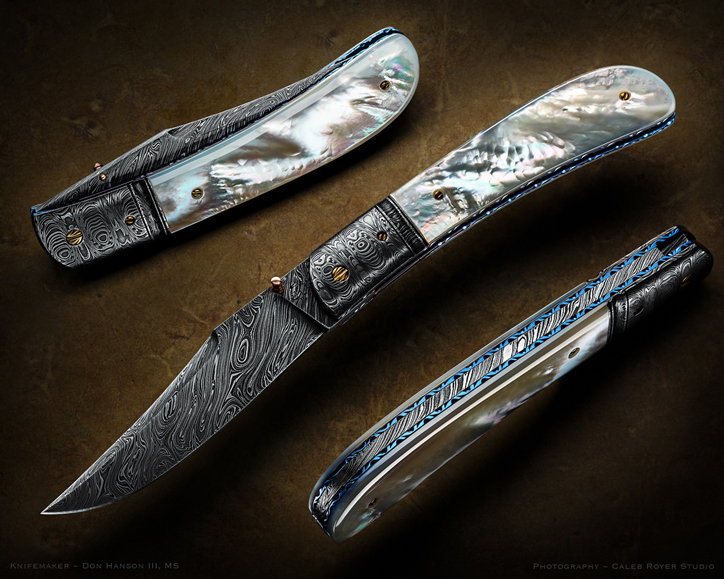 © Don Hanson III Custom Knives